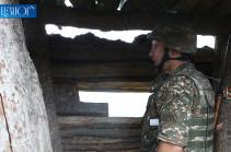 Азербайджана за неделю нарушил режим прекращения огня свыше 200 раз