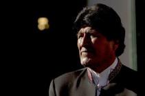 Բոլիվիայի նախագահ Էվո Մորալեսը հրաժարական է տվել