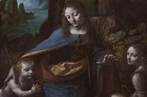 «Мадонна в скалах»: как Леонардо да Винчи создавал шедевр (Видео)