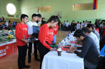 The winner of Robotex Armenia contest held with the support of Ucom already known