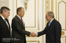 PM welcomes Russian FM: bilateral relations discussed