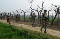 Индия дислоцировала на линии контроля в Кашмире 100 тыс. военнослужащих