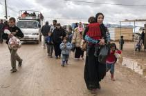 В Сирию за сутки вернулись более 1,2 тысячи беженцев из Ливана и Иордании