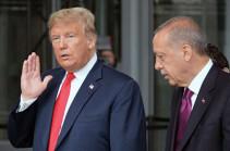 Эрдоган проведет встречу с Трампом в США