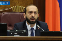 Выступление Геворка Петросяна вывело из себя спикера парламента