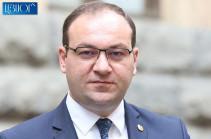Бывший заместитель главы аппарата парламента Армении освобожден из-под ареста