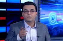 Для меня есть один главный заголовок – национальные и государственные ценности: Абраам Гаспарян уходит с Общественного телевидения
