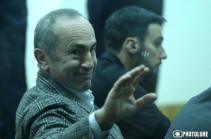Քոչարյանի և մյուսների գործով հաջորդ դատական նիստը նշանակվեց նոյեմբերի 19-ին