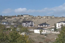 46 families return to Talish after reconstruction of the village