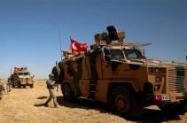 Турция начала масштабную операцию против Рабочей партии Курдистана