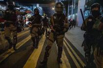 В Гонконге создадут спецотряд для подавления бунтов и охраны важных объектов