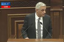 До 1 апреля вопрос повышения тарифов на газ обсуждаться не будет – Мгер Григорян