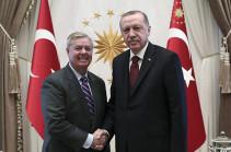 U.S. Senator Lindsey Graham puts veto on Armenian Genocide recognition resolution