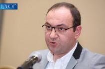 Ara Babloyan's arrest would have disgraced us more: Arsen Babayan