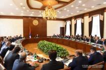 Բակո Սահակյանի նախագահությամբ տեղի է ունեցել Արցախի կառավարության նիստ