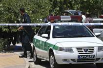 В Иране двадцать восемь человек погибли в крупной аварии