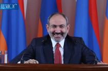 Никол Пашинян отбудет в Италию