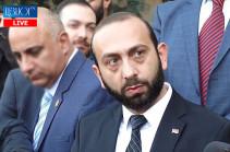 Я в курсе, что звучали угрозы в адрес депутата, мы сообщили правоохранителям – Арарат Мирзоян