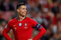 Роналду сделал 55-й хет-трик в карьере. 9 из них – за Португалию