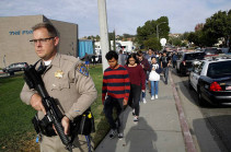 California school shooting: Two teenage students killed in Santa Clarita