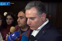 Սերժ Սարգսյանը չէր հայտարարել, որ պատրաստ է հանձնել շրջաններ. Արտակ Զաքարյան