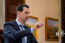Ասադը պատմել է Սիրիայում Թուրքիայի գործողության հնարավոր հետևանքների մասին