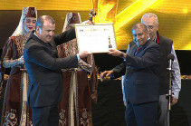 Consumers International recognizes Grand Candy best Armenian company in production of candies and ice-cream