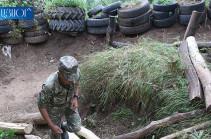 Азербайджан произвел за неделю в направлении армянских позиций свыше 2300 выстрелов
