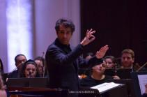 Հայաստանի պետական սիմֆոնիկ նվագախումբը Սոչիում կկատարի հայ կոմպոզիտորների ստեղծագործություններ