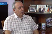 Грант Багратян: Я потребовал от Тер-Петросяна уволить четырех людей