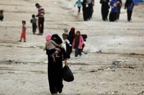 В Сирию за сутки вернулись более тысячи беженцев из Ливана и Иордании