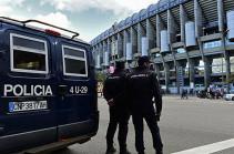 В Испании грузовик с 52 мигрантами прорвался через границу анклава Сеута