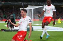 Швейцария и Дания вышли на Евро-2020