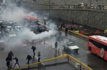 В Тегеране погибли трое правоохранителей в ходе беспорядков