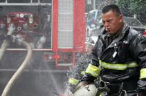 Ղազախստանում այրվող դպրոցից ավելի քան 600 մարդ է տարհանվել