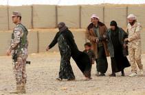 В Сирию за сутки вернулись 749 беженцев из Иордании и Ливана