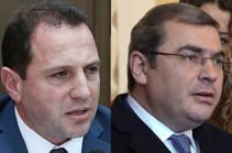 Давид Тоноян и Давид Ананян уходят в отпуск