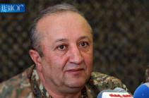 Մովսես Հակոբյանը նշանակվել է ՊՆ ռազմական վերահսկողական ծառայության պետ