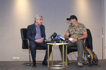 Serzh Sargsyan had no direct or indirect contacts with Nikol Pashinyan: third president's office