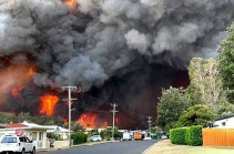 Australia fires: 'Catastrophic' alert issued to South Australia