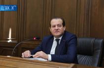 Закон должен быть так сформулирован, чтобы правильно применятся на практике – Аркадий Хачатрян