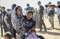 В Сирию за сутки вернулись почти 800 беженцев из Иордании и Ливана