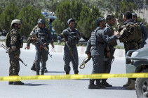 В Афганистане погибли 13 военнослужащих при атаке на военную базу