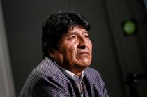 Моралес назвал главное препятствие для возвращения в Боливию