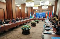 Армения приняла участие в заседании Комиссии государств-участников СНГ по использованию атомной энергии в мирных целях в Минске