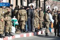 В Карабахе начался зимний военный призыв