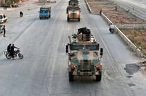 Թուրքիան հայտարարել է Սիրիայի հյուսիսում անվտանգության գոտու ստեղծելու մասին