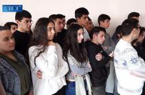 Մեծամորի թիվ 2 ավագ դպրոցում ներկայացվեց «More for Metsamor» կրթական նախագիծը (Տեսանյութ)