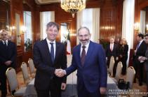 Премьер-министр Армении и вице-губернатор Ломбардии обсудили возможность реализации конкретных программ