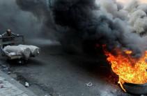 Բաղդադում ցուցարարների և ոստիկանների միջև բախումների հետևանքով զոհվել է երկու մարդ